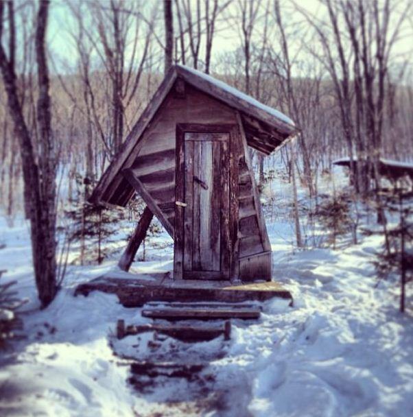 Очень милый домик - подпись Алонсо к фото