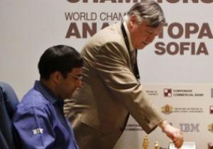 Карпов и Ананд сыграют в шахматы в скоростном поезде