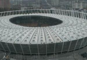На крыше НСК Олимпийский установлены все купольные фонари