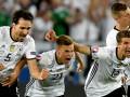 Германия впервые в истории победила Италию в официальных матчах