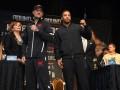 Ковалев - Уорд: Фото с финальной пресс-коференции боксеров