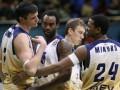Игрок Будивельника стал лучшим баскетболистом недели в Европе