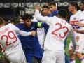 Эвертон оштрафовали за драку фаната с футболистами Лиона
