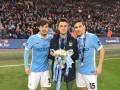 Давид Сильва отдал медаль Кубка Лиги игроку молодежки