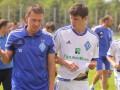 Блохин взял на сборы самого молодого игрока второй команды Динамо