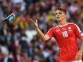 Джака второй раз подряд признан лучшим игроком матча на Евро
