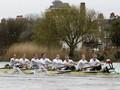 Кембридж победил Оксфорд в традиционной ежегодной регате