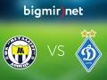 Металлург Д - Динамо Киев 0:6 трансляция матча чемпионата Украины