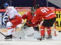 Швейцария пробилась в полуфинал чемпионата мира по хоккею