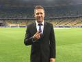 Воронин: При Шевченко рисунок игры сборной Украины постепенно меняется