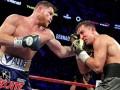 Головкин - Альварес: лучшие удары боксеров