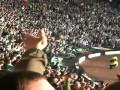 Фанаты Селтика издеваются над Рейнджерс