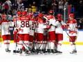 ЧМ по хоккею-2017: Дания и Франция с трудом побеждают