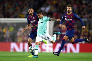 Интер - Барселона: прогноз и ставки букмекеров на матч Лиги чемпионов