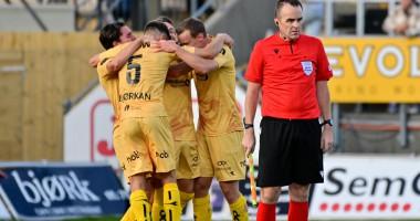 Буде-Глимт — Заря 3:1 видео голов и обзор матча Лиги конференций