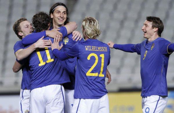Ибрагимович - душа сборной Швеции