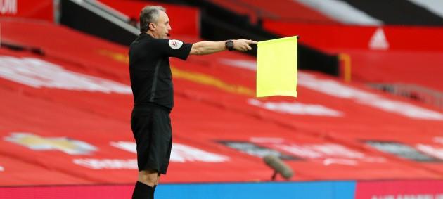 ФИФА может ввести систему автоматической фиксации оффсайда