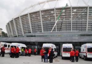 НСК Олимпийский прошел проверку перед открытием
