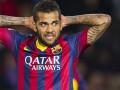 Барселона накажет Дани Алвеса за видео в женском парике