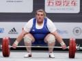 Украинская тяжелоатлетка похудела на 57 килограмм