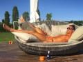 Спарринг с Макгрегором и новая модель: Как Роналду провел свой отпуск
