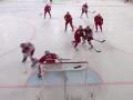 Беларусь - Чехия 1:6 Видео шайб и обзор матча ЧМ по хоккею