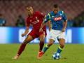 Наполи – Ливерпуль 1:0 видео голов и обзор матча Лиги чемпионов