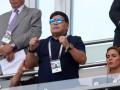 ФИФА раскритиковала Марадону за его осуждения в адрес арбитров
