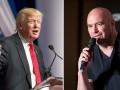 Президент UFC: Трамп сказал мне, что придет посмотреть бои