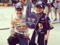 Формула-1. Феттель быстрее всех в Малайзии, Алонсо - сходит