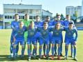 Сбор юношеской сборной Украины отменили из-за коронавируса