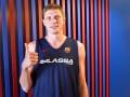 Украинский игрок Барселоны вошел в рейтинг новичков Евролиги