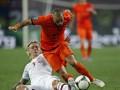 Снейдер травмировал колено и может пропустить матч против Германии