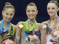 Художественная гимнастика: Анна Бессонова завоевала бронзу на ЧМ-2009