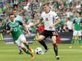 Кроос за матч отдал больше передач, чем вся сборная Северной Ирландии