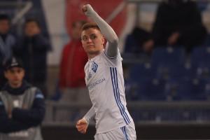 Цыганков вошел в список лучших молодых игроков Лиги Европы