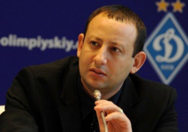 Директор НСК Олимпийский Владимир Генинсон