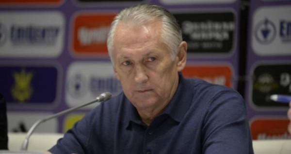 Фоменко будет готовить сборную Украины к Евро-2016