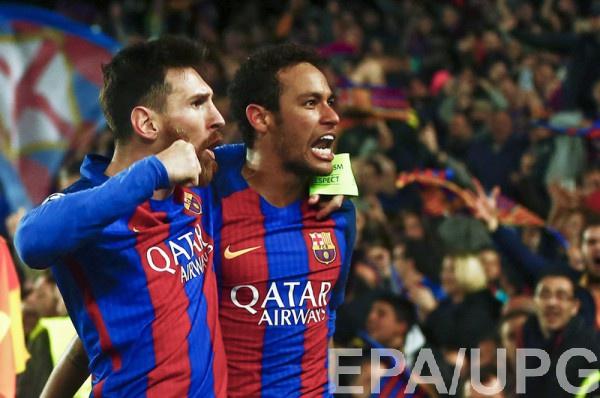 Барселона сотворила футбольное чудо