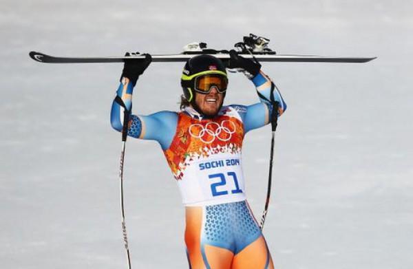 Кьетиль Янсруд стал олимпийским чемпионом в супергиганте