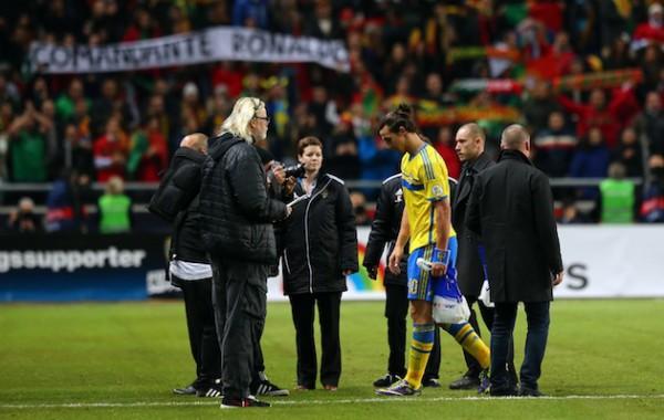 Ибрагимович со сборной Швеции остался за бортом ЧМ-2014