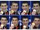 Все медали Майкла на одной фотографии