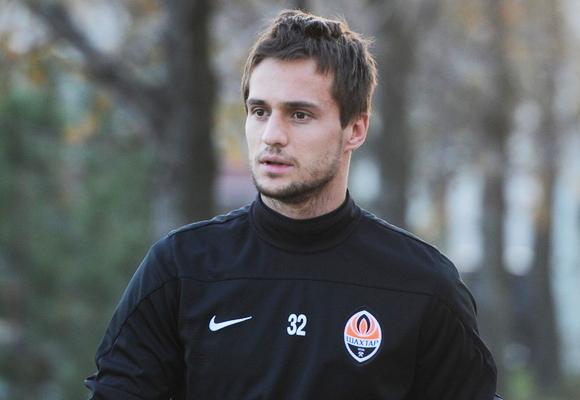 Антон Каниболоцкий отпуск провел в Украине