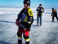Ломаченко продемонстрировал незаурядную технику в хоккее