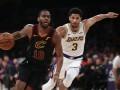 НБА: Лейкерс проиграл Кливленду, Торонто в овертайме вырвал победу у Вашингтона