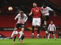 Милан ушел от поражения от Манчестер Юнайтед
