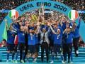 Сборная Италии продлила беспроигрышную серию и вплотную приблизилась к рекорду