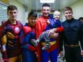 Игроки Рубина превратились в супергероев по особой причине
