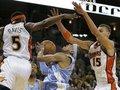 NBA: Воинов отцепили от Плэй-офф