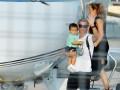 Роналду прилетел в Турин, где начнет подготовку к новому сезону